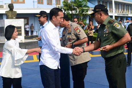 Jokowi kunjungan labuan Bajo