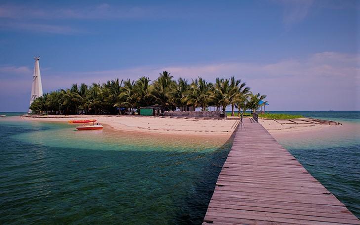Samarinda, Pulau Beras Basah