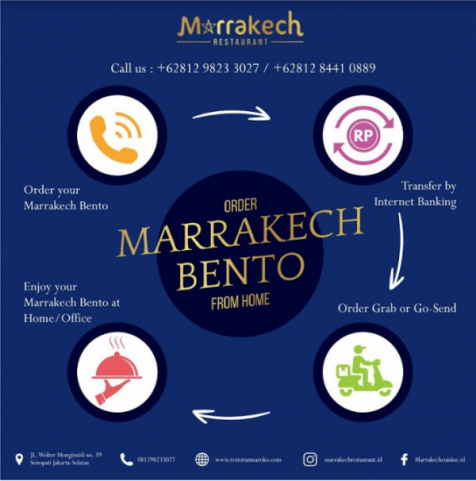 Marrakech Restaurant