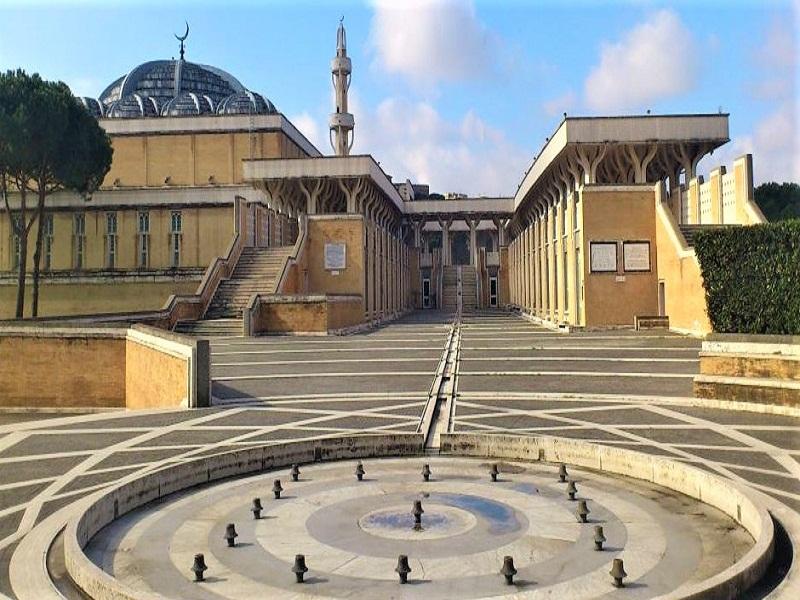 Centro Islamico Culturale d'Italia