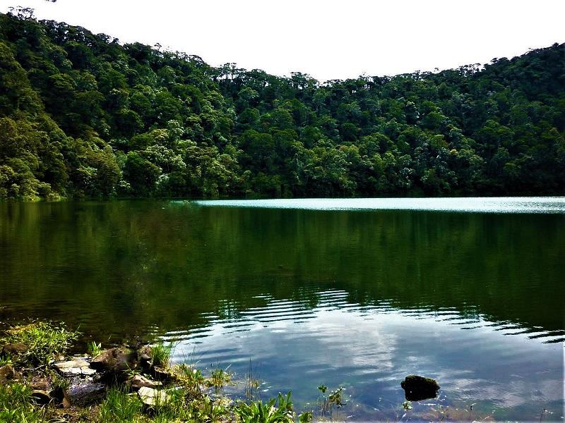Jambi, Danau Kumbang