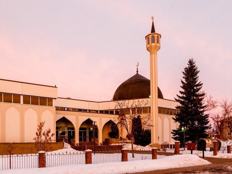 Masjid Al Rashid, Canada
