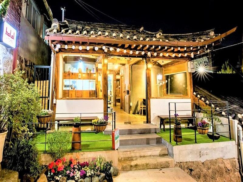 Korean Food,