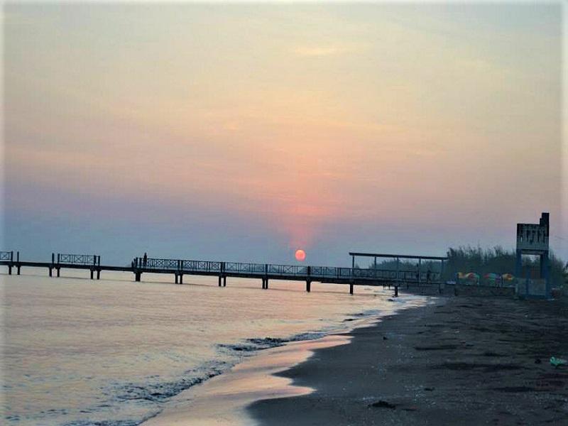 Tegal, Pantai Alam Indah