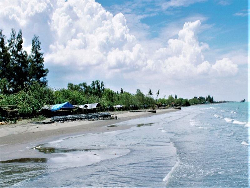 Pantai Purwahamba Indah,Tegal