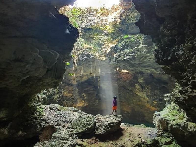 pulau muna,sulawesi tenggara