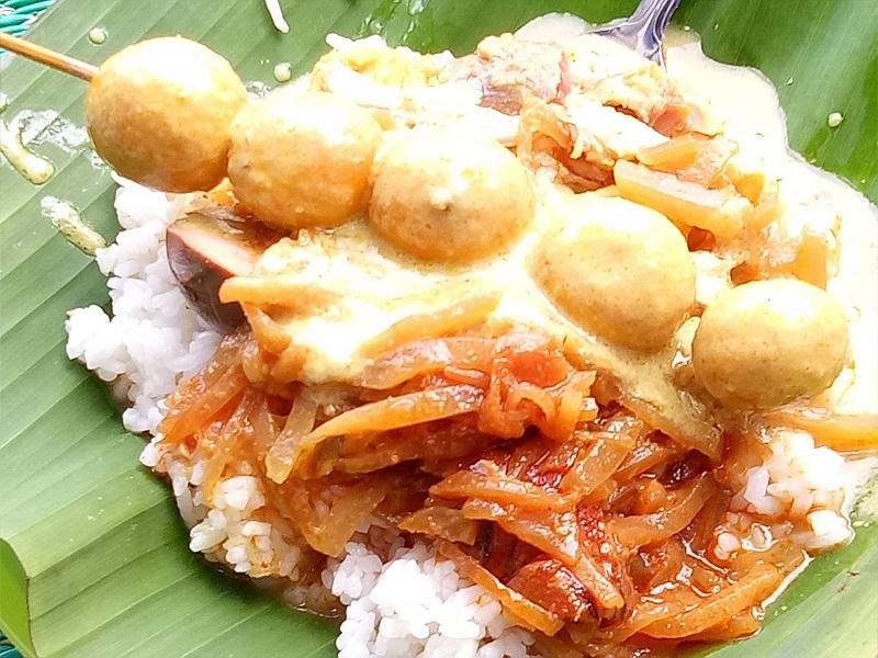 nasi ayam yu surip