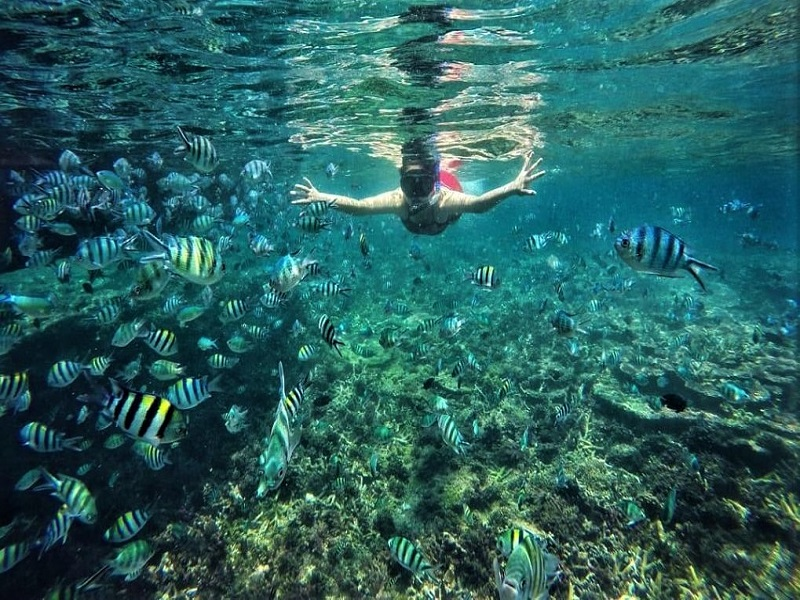 Belitung, Pulau Lengkuas