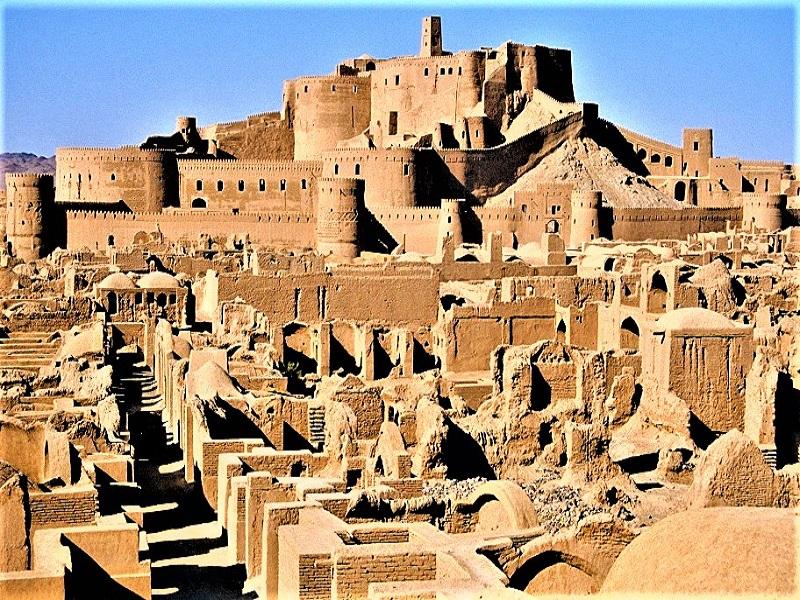 Arg-e Bam, Bam, Iran, Middle East