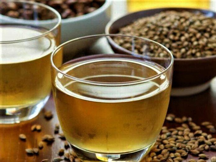 Minuman Khas Korea, Barley