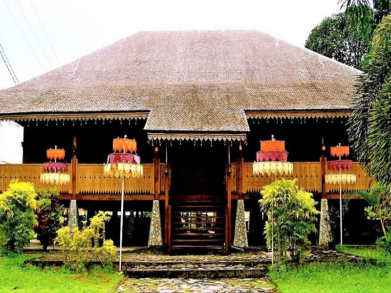 Museum, Rumah Adat Bangka Belitung