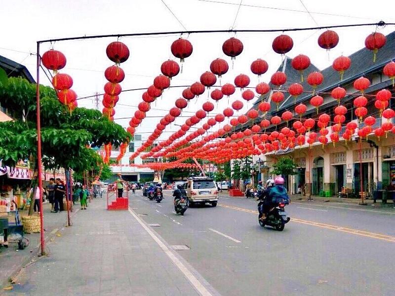 Kawasan China Town