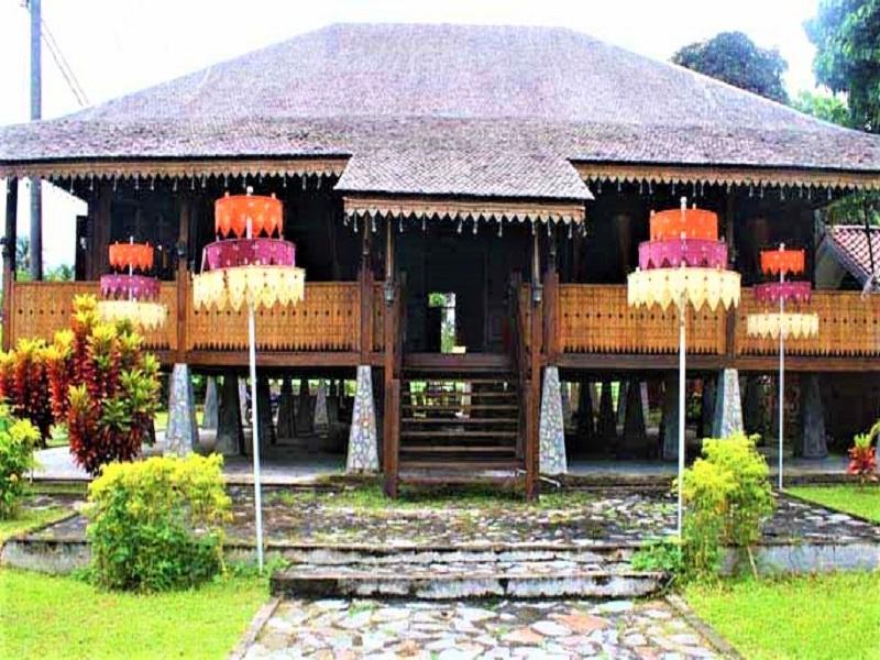 Rumah Adat Belitung, Rumah Panggung