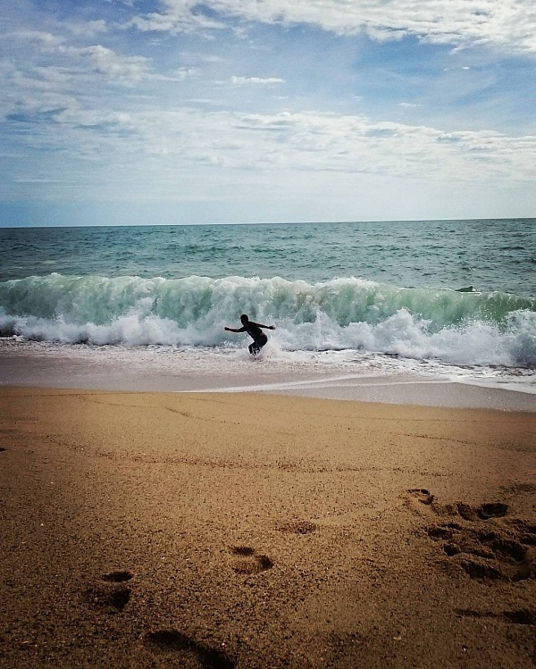 Pantai Air Dingin
