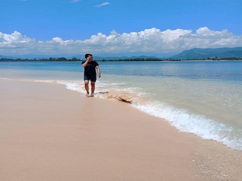 Pulau Dua di Aceh Selatan