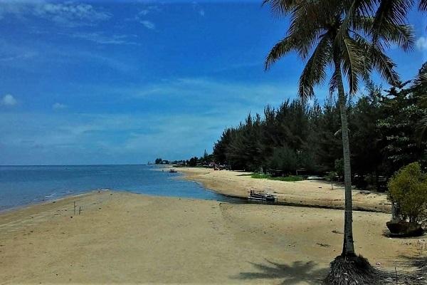 Balikpapan, Pantai Manggar Segarasari