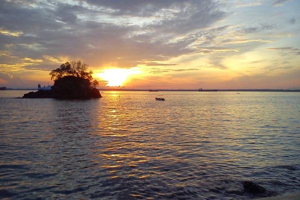Balikpapan, Pantai Melawai