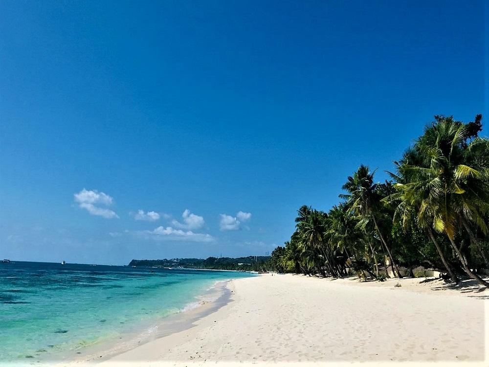 Filipina, Boracay