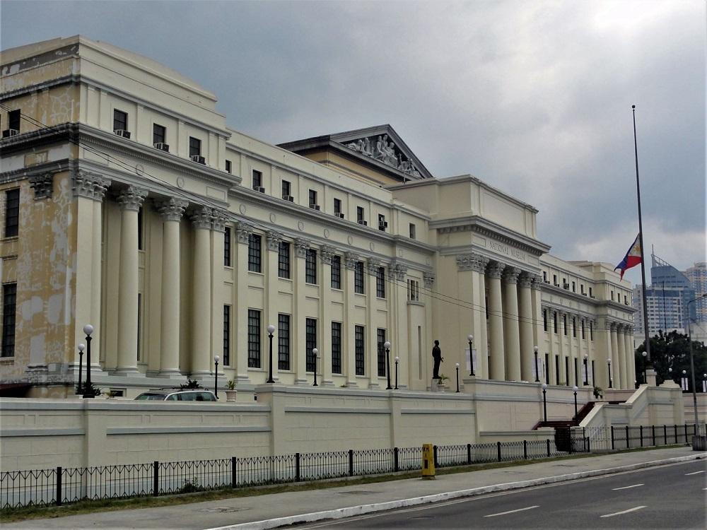 Filipina, Museum Nasional Filipina