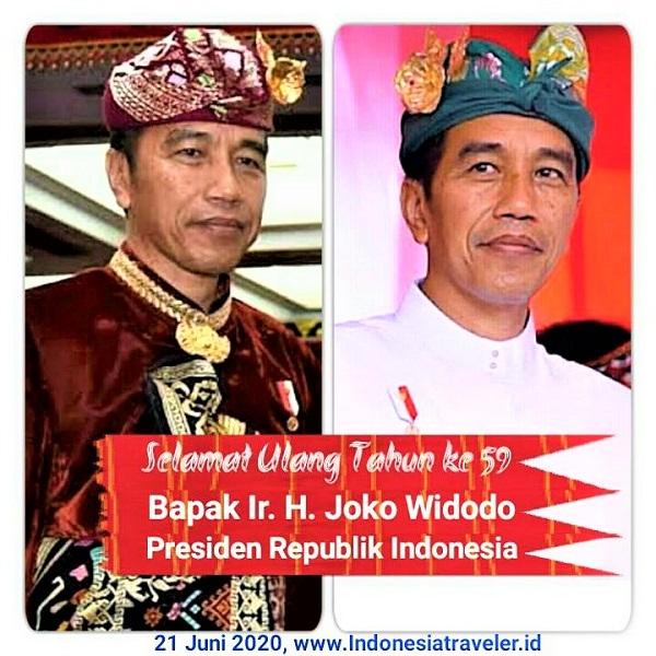 Jokowi ultah