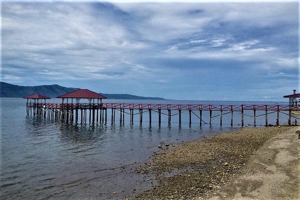 Palu, Pantai Taipa