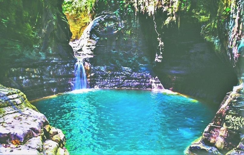 Sumba, Air Terjun Waimarang
