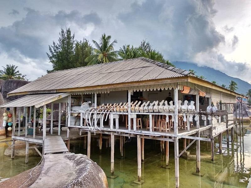 Alif Stone Park,Pulau Natuna