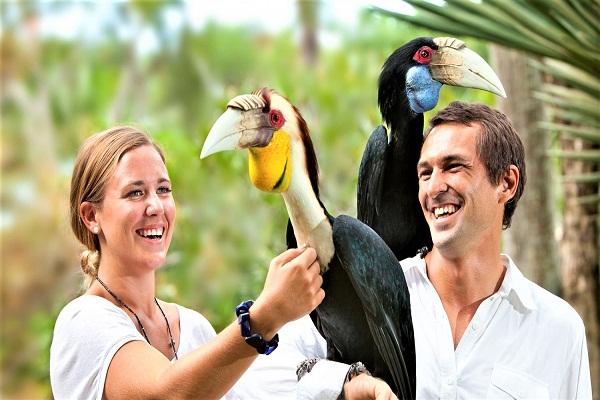 Bali Bird Park, photo by MyGuideBali