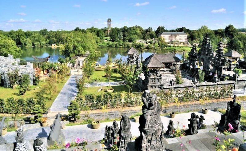 Belgia-Pairi Daiza Resort,