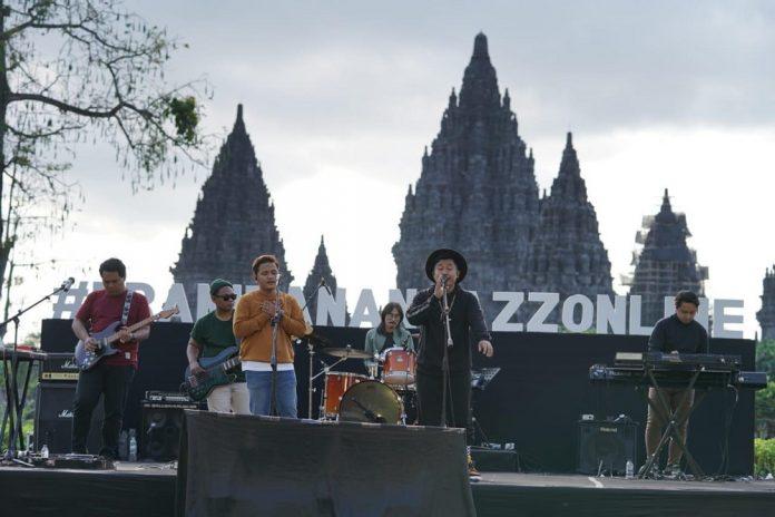 Prambanan Jazz Online