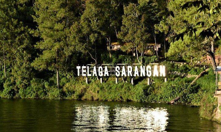 Telaga Sarangan, Magetan, Jawa Timur