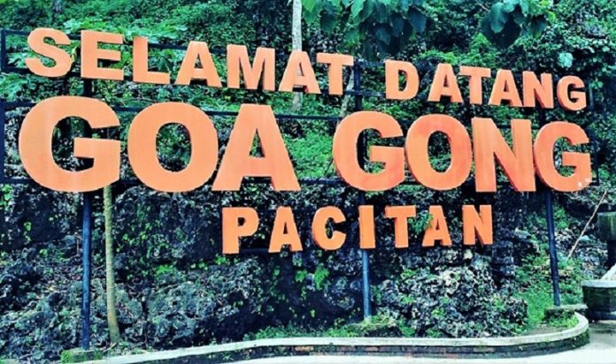 Pacitan, Goa Gong3