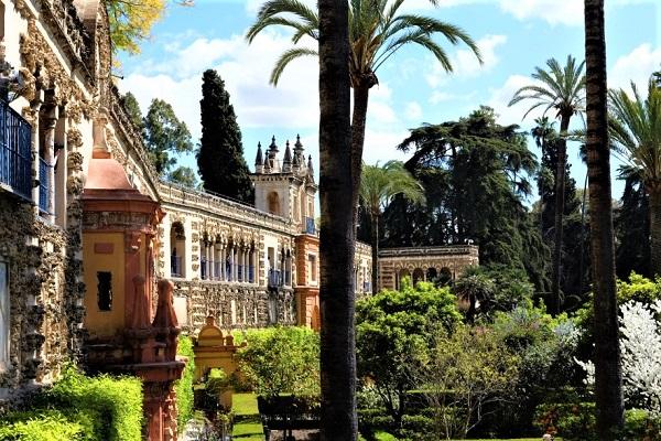 Sevilla, Real Alcazar de Sevilla