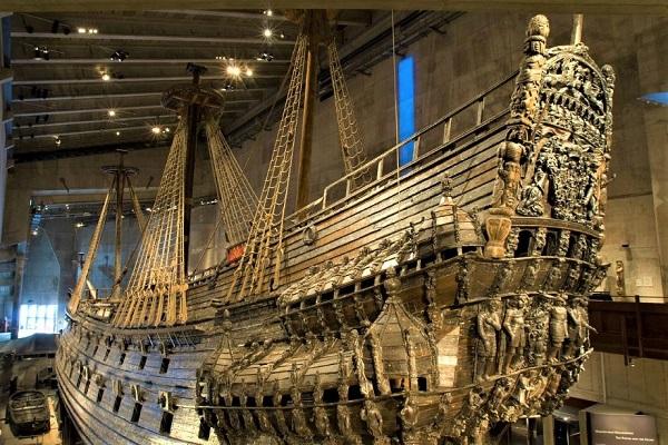 Stockholm, Vasa Museum