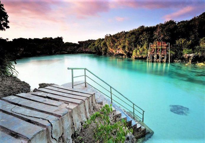 Sumba, Danau Weekuri