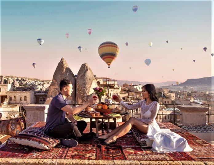 Turki, Cappadocia