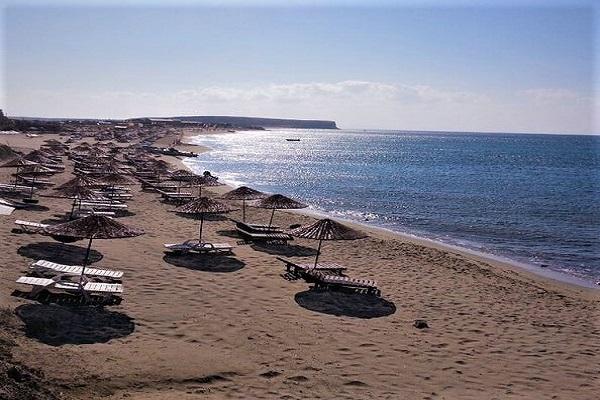 Turki, Pantai Aydincik