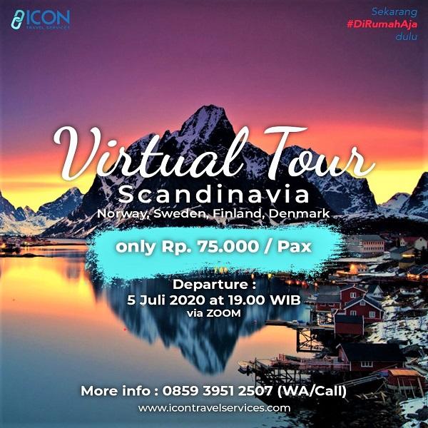 Virtual Tour Scandinavia