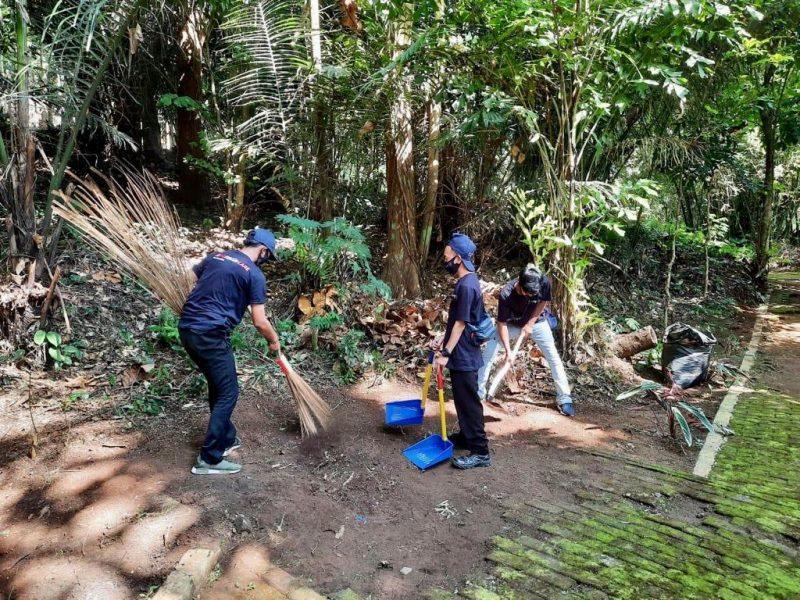 Kemenparekraf, Indonesiatraveler, Gerakan BISA, COVID-19, Jawa Barat