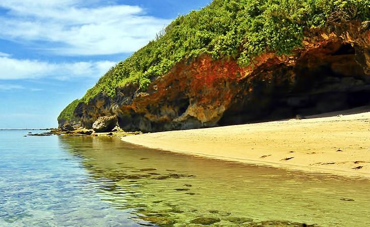 Green Bowl Beach