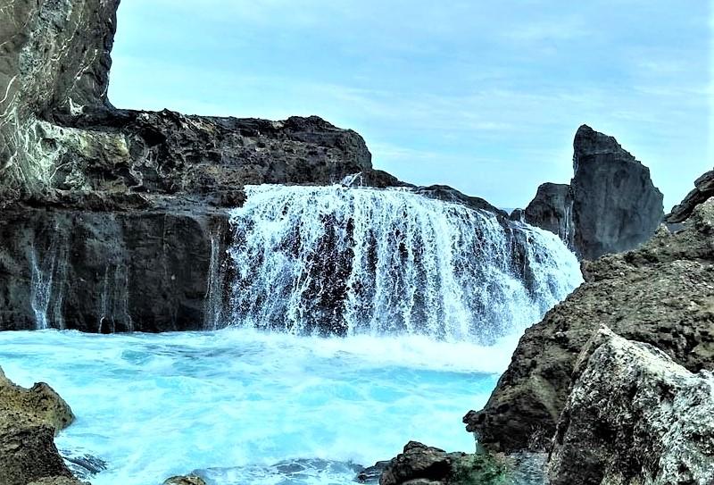 Air Terjun Asin Tanjung Jagog