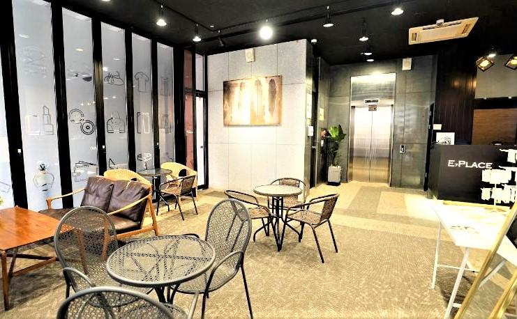 Hotel-Hotel di Dongdaemun