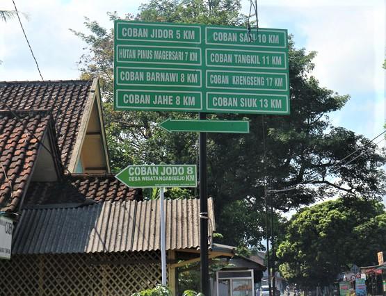 Coban Jidor Malang