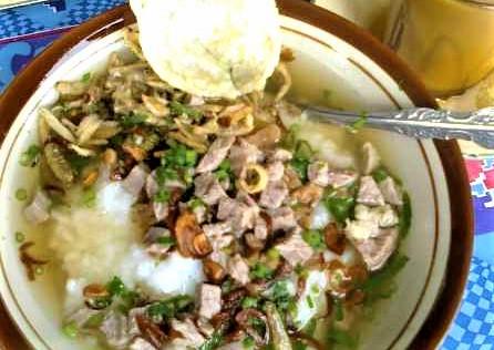 Bubur Pekong