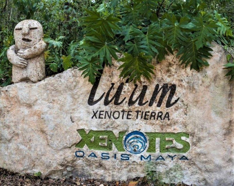 Cenote Lu'um