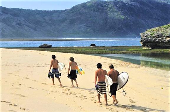 Pantai Rantung NTB