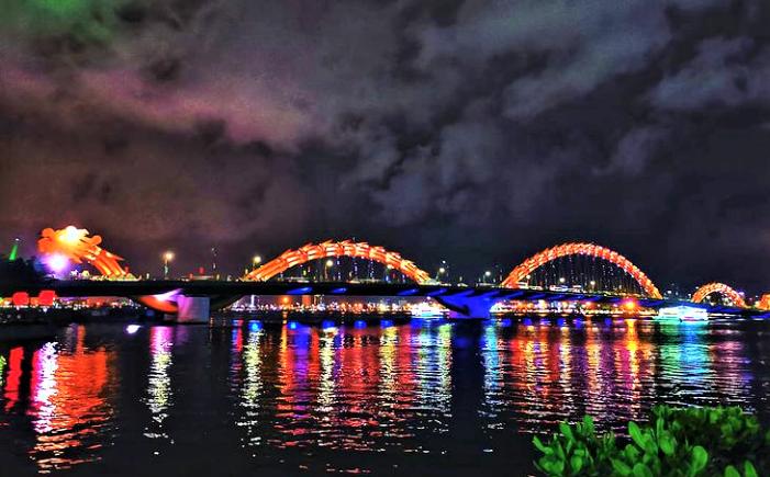 Objek Wisata Kota da nang Vietnam