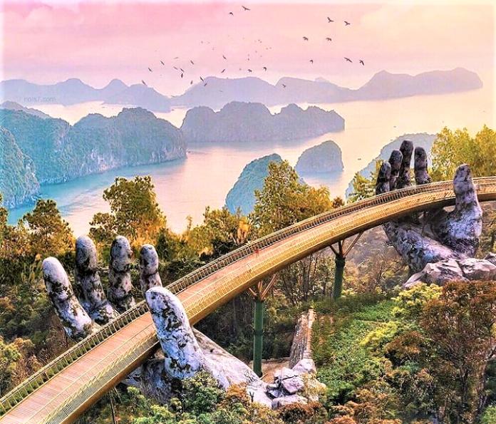 Objek Wisata di Da Nang Vietnam