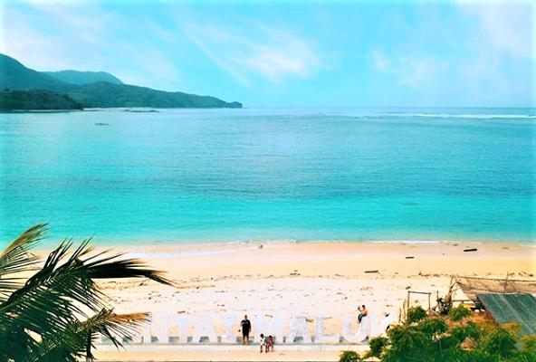 Pantai Maluk NTB
