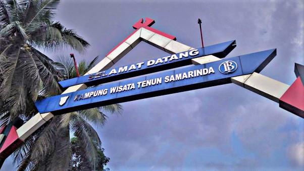 Kampung Wisata Tenun Samarinda